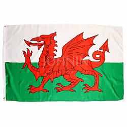 Флаг Уэльса 90х150см