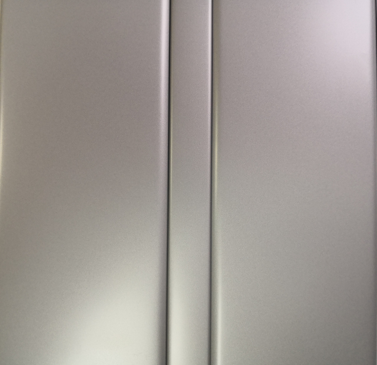 Рейкова алюмінієва стеля Allux срібло металік комплект 300 см х 330 см