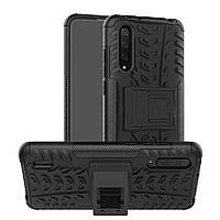 Чехол Armor для Xiaomi Mi 9 Lite бампер противоударный оригинальный черный