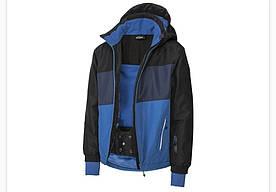 Термокуртка синяя зимняя лыжная для мальчика Crivit р.158/164