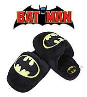Мягкие тапочки Бэтмен / Batman / DC комиксы