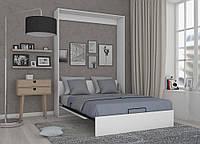 Шкаф- кровать двухспальная 200х160 Mira