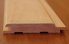 Вагонка деревянная сосна, ольха, липа Зимогорье