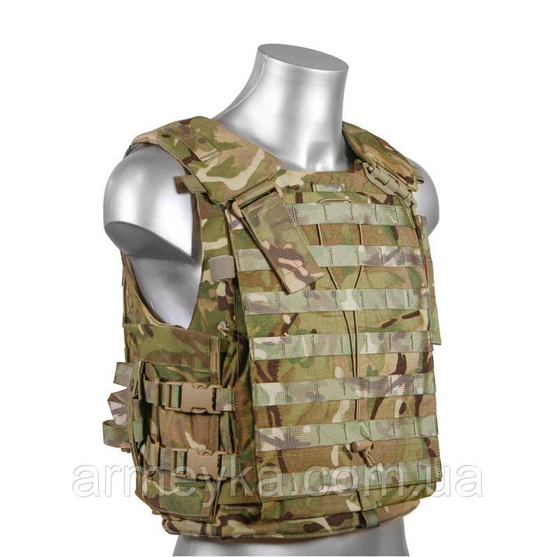 Бронежилет (чехол) Virtus Body Armor Vest, MTP. Великобритания, оригинал