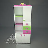 "Шкаф - стеллаж ""Принцесса"", фото 1"