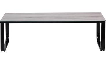"""Стол журнальный Oregon черный/стекло дуб шервуд ТМ """"AMF"""", фото 2"""