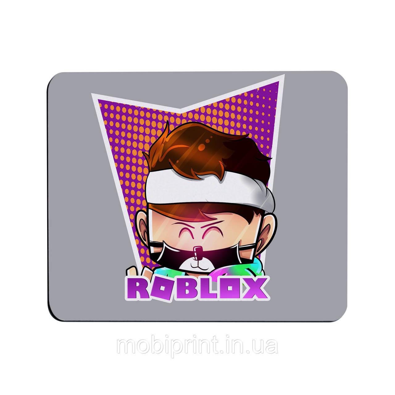 Коврик для мышки Роблокс (Roblox) (25108-1221)