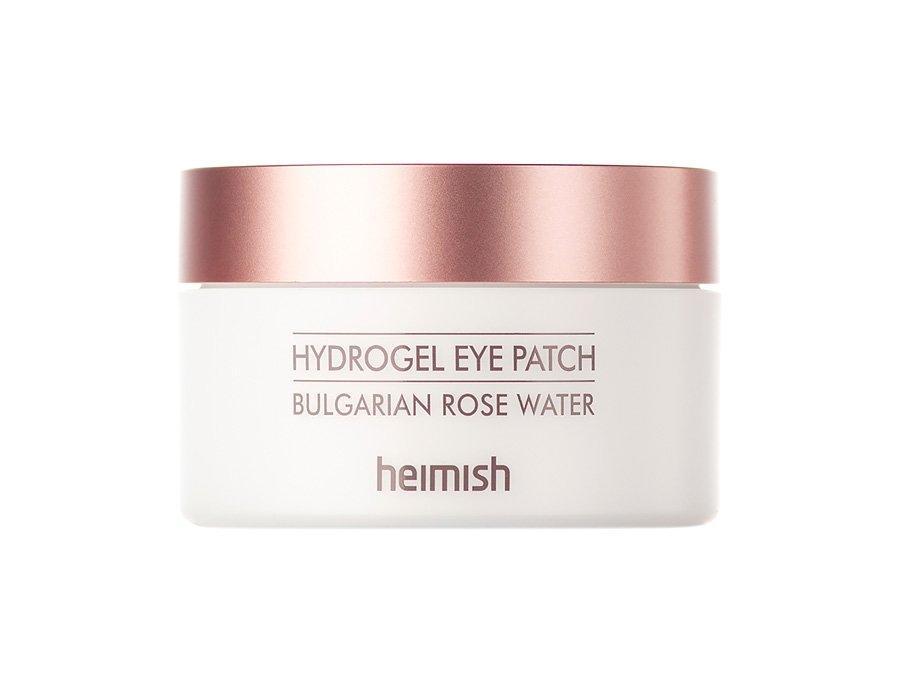 Гидрогелевые патчи для глаз с экстрактом болгарской розы Heimish Bulgarian Rose Hydrogel Eye Patch 60 шт