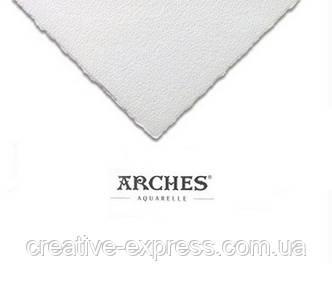 Папір для акварелі ARCHES  56х76  SHEET HOT 300 g/m2
