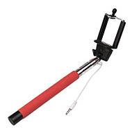 Монопод для селфи, селфи стик со шнуром KS SS1 Magento - 150606