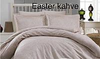 Постель Altinbasak 200х220 сатин люкс Easter beige