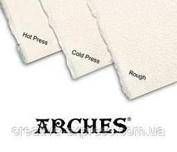 Папір для акварелі ARCHES  56х76  SHEET COLD  640 g/m2