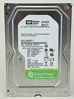 "Жесткие диски / Western Digital / WD10EURX-FR / AV / 3.5"" / WD AV-GP / 1TB / 5400rpm / Advance Format / SATA 6Gb/s / 64MB / заводское восстановление"