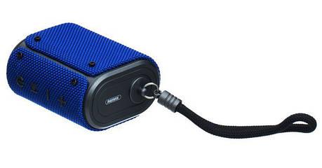 Портативная акустика Remax RB-M30 Синий, фото 2