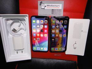 Apple iPhone X 64GB Space Gray (MQAC2) в рассрочку