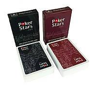 Пластиковые карты Poker Stars