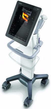Мобильный УЗИ аппарат TE7 с сенсорным экраном Mindray