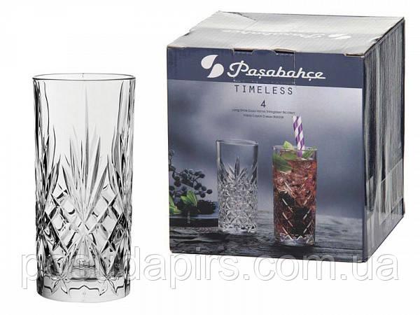 Набор стаканов для коктейля 295 мл (4 шт.) TIMELESS 52820