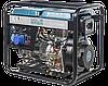 Дизельный генератор Könner & Söhnen KS 6100HDE (Euro V) 5 кВт, фото 2