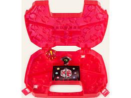 Игровой набор SB Bakugan Battle planet Кейс для хранения бакуганов красный и Бакуган