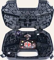 Игровой набор SB Bakugan Battle planet Кейс для хранения бакуганов черный и Бакуган