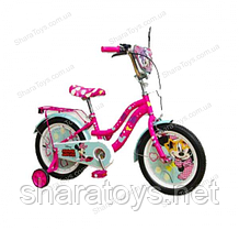 """Велосипед 16"""" для девочки """"Мини Маус"""""""