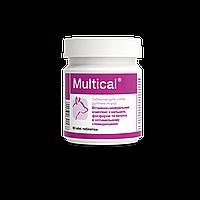 Витаминно минеральная кормовая добавка для собак мини, малых пород Dolfos MultiCal Mini