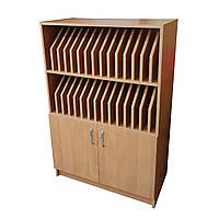 Шкаф с ячейками для документов (800*400*1200)