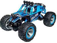 Машинка всюдихід на радіокеруванні JP383 Bigfoot Racing синя (689-364)