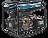 Дизельный генератор Könner & Söhnen KS 6102HDE (Euro II) 5 кВт, фото 2