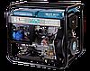 Дизельный генератор Könner & Söhnen KS 6102HDE (Euro II) 5 кВт, фото 3