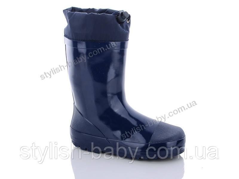 Обувь для непогоды оптом в Одессе. Детские резиновые сапоги бренда Paliament для мальчиков (рр. с 29 по 36)