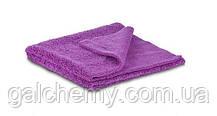 Мікрофібровий рушник (фіолетовий) MF Towel Purple 40*60 см 400 г/м2, SGCB