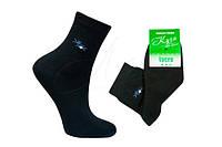 Детские хлопковые носки Кузя Черные ОПТ
