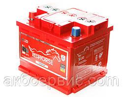 Акумулятор автомобільний Red Horse 6CT-45 Аз Premium