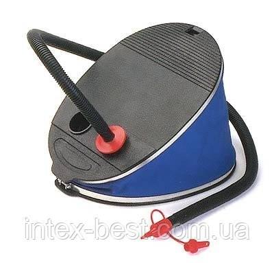 Насос ножной Intex 68610 Объем камеры: 5 л, фото 2