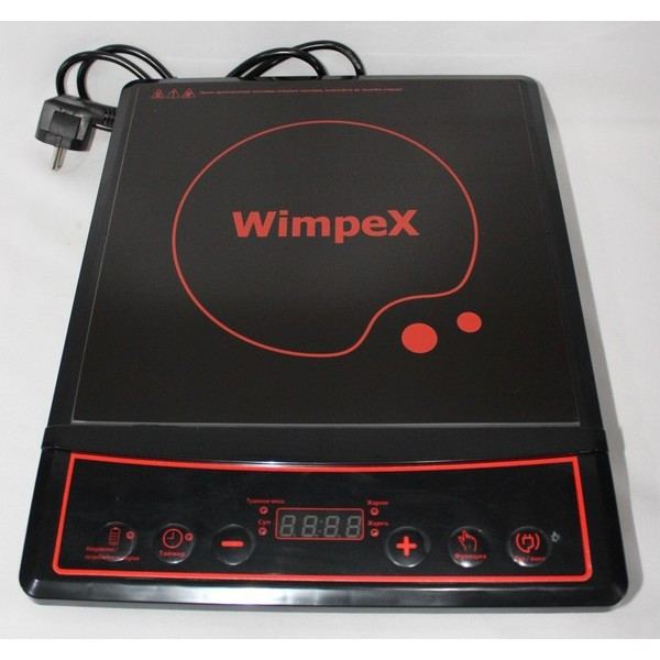 Індукційна плита Wimpex WX-1323