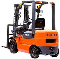 Автопогрузчики HELI грузоподъемностью 1500 кг
