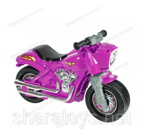 """Мотоцикл для девочки розовый """"Мотобайк Орион"""""""