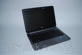 "Ноутбук HP ProBook 430 G2 13.3""-дюймов (i3-5010U / NoRAM / NoHDD / HD WebCam), б/у"