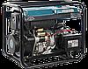Дизельный генератор Könner & Söhnen KS 9100HDE-1/3 ATSR (Euro V) 7 кВт, фото 2