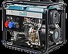 Дизельный генератор Könner & Söhnen KS 9100HDE-1/3 ATSR (Euro V) 7 кВт, фото 5