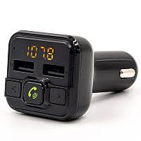 FM-трансмиттер Grand-X 95GRX Hands Free Bluetooth V4.2 2USB 3,4A
