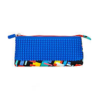 Пенал Upixel Funny Square, синий (6955185809815) (WY-B002L-A)