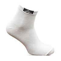 Шкарпетки чоловічі спортивні Лео Лайкра Аді ОПТ Білий, фото 1
