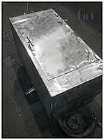 Нагревательный бак, Нагревательная емкость 300 литров