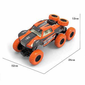 Багги на радиоуправлении Racing climbing car Orange