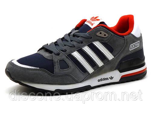 Кроссовки мужские Adidas ZX750, комбинированные