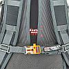 Рюкзак спортивный с каркасной спинкой DEUTER V-35л G29-1, фото 9