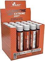 L-Carnitine 3000 Extreme Shot Olimp (20 ампул по 25 мл.)